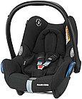Maxi-Cosi Удерживающее устройство для детей 0-13 кг CabrioFix FREQUENCY BLACK черный 2шт/кор