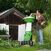 Измельчитель веток Viking GE 355 (2,5 кВт | 220В | 35 мм) электрический садовый, фото 2