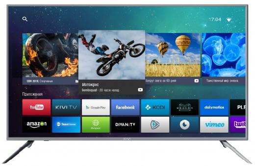 Телевизор Kivi 40F600GR Full HD Smart TV