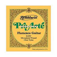 Струны для классической гитары D'addario EJ25C