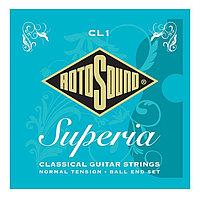 Струны для классической гитары Rotosound CL1