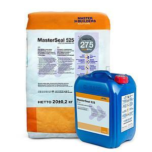 Двухкомпонентная сухая смесь MasterSeal 525