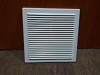 Вентиляционная решетка пластиковая 400х400