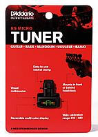 Мини-тюнер на прищепке Planet Waves NS Micro Headstock Tuner