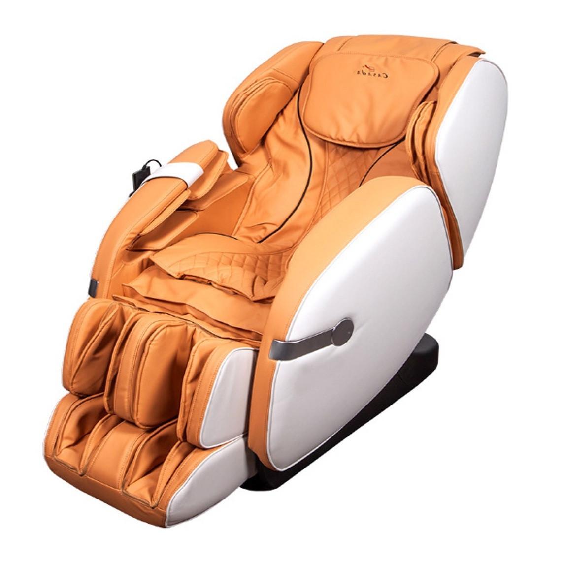 Массажное кресло Casada Betasonic II Orange