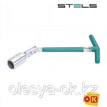 Ключ свечной карданный 16 х 250 мм. STELS