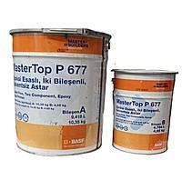 Двухкомпонентная бесцветная грунтовка MasterSeal P 377