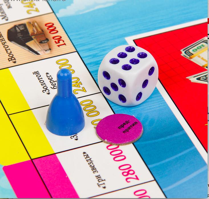 Настольная игра «Гостиничный бизнес» - фото 3