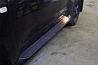 Подножка с подсветкой Land Cruiser 200 2008-2021