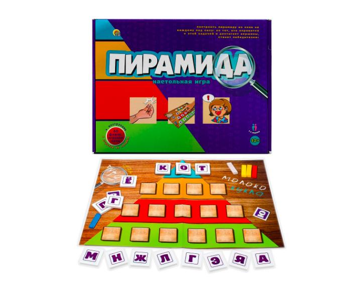 Настольная игра Рыжий кот Пирамида - фото 2