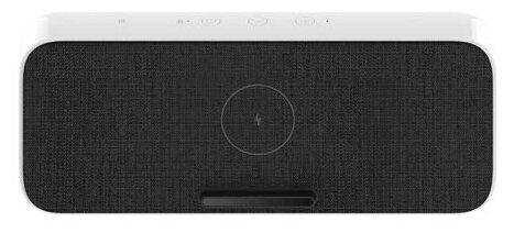 Портативная акустика с беспроводной зарядкой Xiaomi Wireless Charging Bluetooth Speaker XMWXCLYYX01ZM White