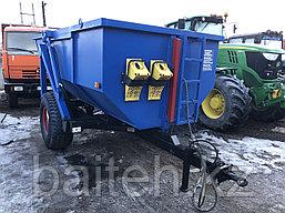 Полуприцеп тракторный самосвальный 1ПТС-6, фото 3