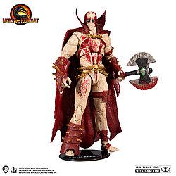 Mortal Kombat Коллекционная фигурка Спаун, Кровная Вражда: Охотник