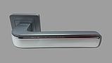 Межкомнатная двери модель Флорида белая эмаль, фото 5