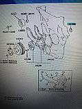 Прокладка уплотнительное кольцо водяной помпы HIACE TRH223, HILUX TGN26, LAND CRUISER PRADO120 TRJ120, фото 3