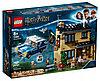 LEGO  75968 Harry Potter Тисовая улица дом 4