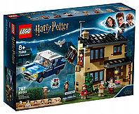 LEGO  75968 Harry Potter Тисовая улица дом 4, фото 1