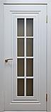 Межкомнатная  двери модель Флорида эмаль белая, фото 2