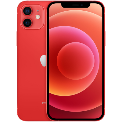 IPhone 12 128GB (PRODUCT) RED