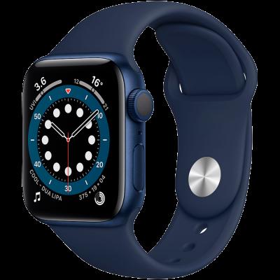 Apple Watch Series 6 GPS, 40mm Blue