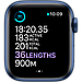 Apple Watch Series 6 GPS, 40mm Blue, фото 4