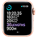 Apple Watch Series 6 GPS, 40mm Gold, фото 4