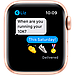 Apple Watch Series 6 GPS, 40mm Gold, фото 5