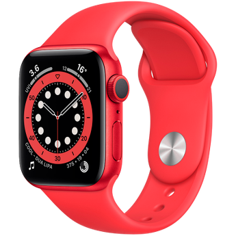 Apple Watch Series 6 GPS, 40mm PRODUCT(RED)