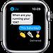 Apple Watch Series 6 GPS, 40mm Silver, фото 5