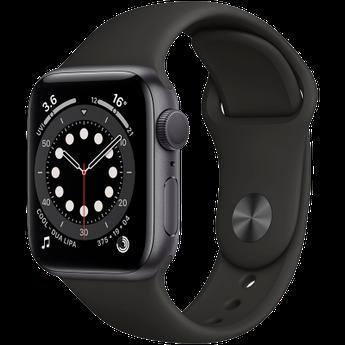 Apple Watch Series 6 GPS, 40mm Space Gray
