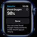 Apple Watch Series 6 GPS, 44mm Blue Aluminium, фото 3