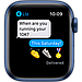 Apple Watch Series 6 GPS, 44mm Blue Aluminium, фото 5