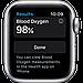 Apple Watch Series 6 GPS, 44mm Silver Aluminium, фото 3