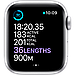 Apple Watch Series 6 GPS, 44mm Silver Aluminium, фото 4