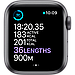 Apple Watch Series 6 GPS, 44mm Space Gray, фото 4