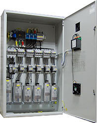 Конденсаторные установки КРМТФ-0,4-0,69 кВ с тиристорной системой коммутации