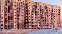 Остекление балконов многоэтажного дома