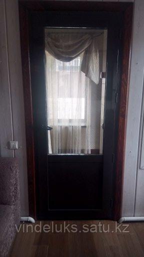 Алюминевые входные двери - фото 3