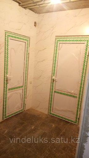 Алюминевые входные двери - фото 5