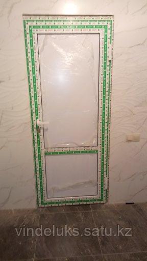 Алюминевые входные двери - фото 6