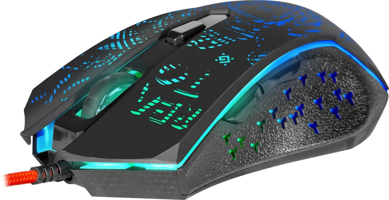 Мышь Defender Destiny GM-918 черная