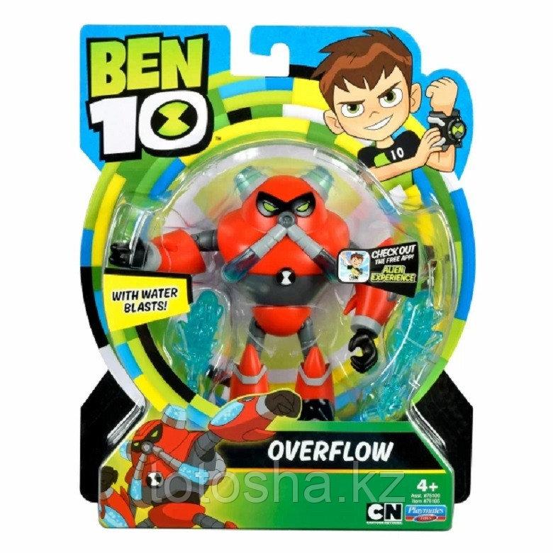 "Ben 10 ""Водохлёст"" фигурка 12.5 см, 76105"
