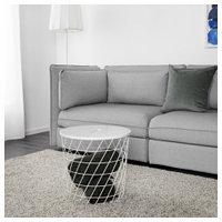 Столы IKEA IKEA КВИСТБРУ Столик с отделениями д/хранения