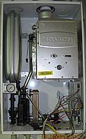 Промывка теплообменника ГВС настенного газового котла NAVIEN ACE