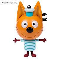 Фигурка пластиковая «Коржик», 15 см, со звуком, Три кота
