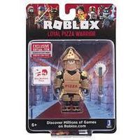 Roblox ROB0199 Фигурка героя Loyal Pizza Warrior (Core) с аксессуарами