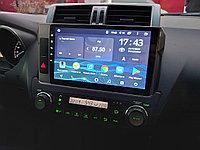 Toyota Land Cruiser Prado 150 2013 - 2017 Teyes spro plus