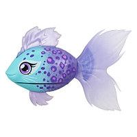 "Волшебная рыбка интерактивная ""Lil' Dippers"" синяя Moose Little Live Pets"
