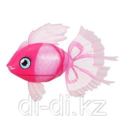 Интерактивная игрушка MOOSE  Волшебная рыбка Lil' Dippers розовая