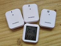 Inkbird ITH-20R - Гигрометр-Термометр с тремя внешними беспроводными датчиками
